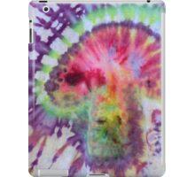 Psychedelic Mushroom tie dye iPad Case/Skin