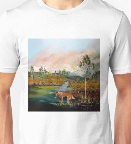Dingo Country, Australia  T-Shirt