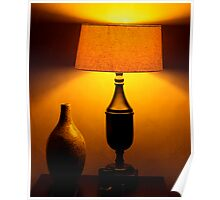 Lamp Light Poster