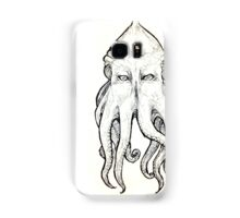 Elder God tentacled face Samsung Galaxy Case/Skin