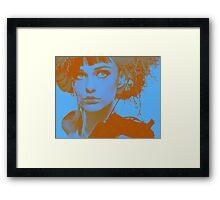 Meli Shane 6 Framed Print