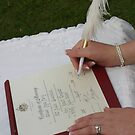signing of the marriage certificate by kathrigby81