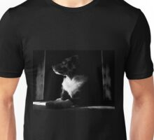 The Pure Heart of a Collie Unisex T-Shirt