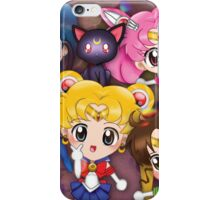 Sailor Assemble iPhone Case/Skin