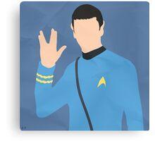 Spock (Simplistic) Canvas Print