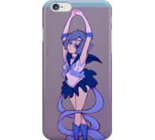 Pretty Young Soldier of Water iPhone Case/Skin