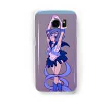 Pretty Young Soldier of Water Samsung Galaxy Case/Skin