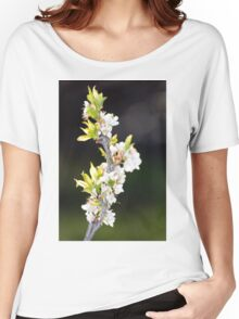 spring blossoms  Women's Relaxed Fit T-Shirt