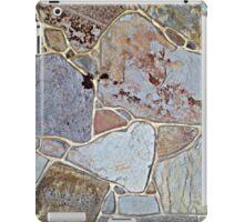 Stone inlay iPad Case/Skin