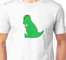 T-Rex Ice Cream Cone Unisex T-Shirt