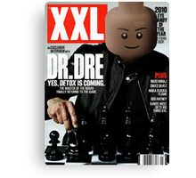 LEGO XXL - Dr. Dre Canvas Print