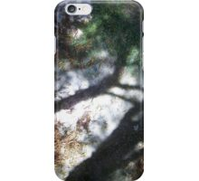 Tree Shadow Dancing Right iPhone Case/Skin