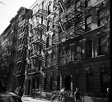 Fire Escapes by JessH