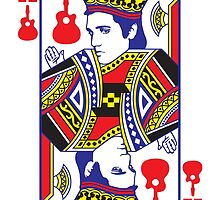 Elvis the King by monsterplanet