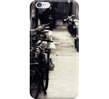 OLD SHANGHAI - Bike Lane iPhone Case/Skin