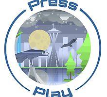 Press Play Radio Season 1 pt.1 by PressPlayRadio