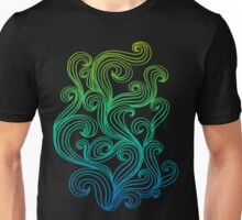 Rainbow Swirls  Unisex T-Shirt