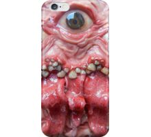 DogzillaLives triclops  iPhone Case/Skin