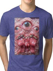 DogzillaLives triclops  Tri-blend T-Shirt