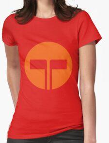Telecom Womens Fitted T-Shirt