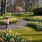 Enjoy the Spring Gardens by ienemien