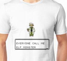 Vietnamese Crystal - The Elf Monster Unisex T-Shirt