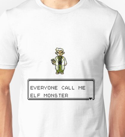 Vietnamese Crystal - The Elf Monster Unisex T-Shirt