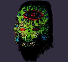 Psychedelic Third Eyed Jesus Unisex T-Shirt
