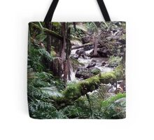 Tropical Forest 09 Tote Bag
