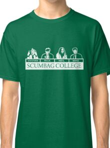 Young Ones Scumbag College Classic T-Shirt