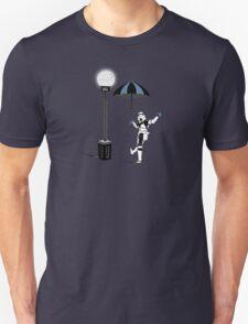 Singing in the Rain (Blue Period) Unisex T-Shirt