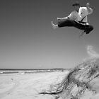 Beach Ninja by kristy m