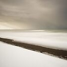 Snow Sand And Sea by Heath Carney