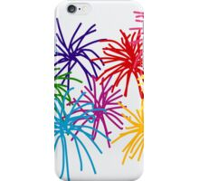 Fireworks by Day iPhone Case/Skin