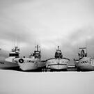 Sailing On Snow by Heath Carney