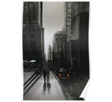 Towards Empire State Poster