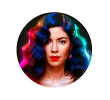 MARINA AND THE DIAMONDS FROOT Photographic Print