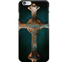 Copper Cross iPhone Case/Skin