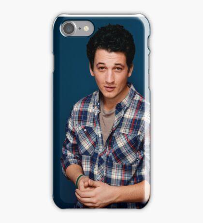 miles teller iPhone Case/Skin