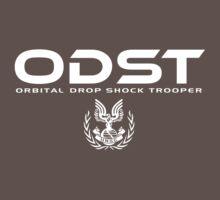 Halo ODST Orbital Drop Shock Trooper Kids Clothes