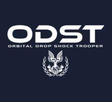Halo ODST Orbital Drop Shock Trooper Kids Tee