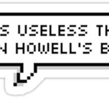 dan howell Sticker