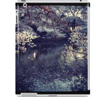Tokyo flowers original photo iPad Case/Skin