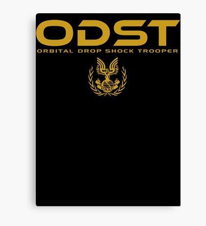 Halo ODST Orbital Drop Shock Trooper Canvas Print