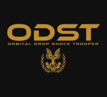 Halo ODST Orbital Drop Shock Trooper by Firlifer