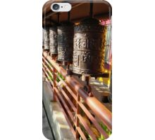 Dharma Wheels iPhone Case/Skin