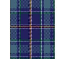 00464 Blue Ridge Highlands Heritage District Tartan  Photographic Print