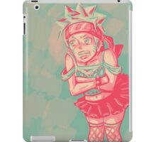 Naruto Dressed as a Punk Girl iPad Case/Skin