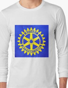 Rotary International. Long Sleeve T-Shirt