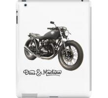 Deus Ex Machina iPad Case/Skin